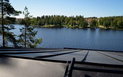 Hannu Rekola: Katto on kuin peltiseppämestarin taidonnäyte
